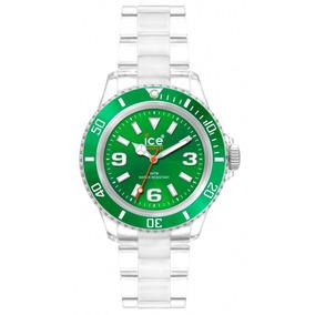 Relógio Chromatic Verde Pequeno Caixa 38 Mm Ice-watch