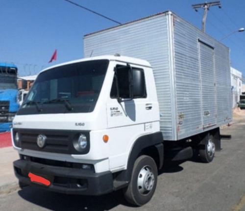 Vw 5.150 Delivery Baú Seco - Entrada + Transf. Divida