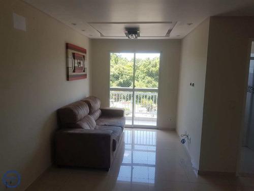 Apartamento Com 2 Dorms, Morro Nova Cintra, Santos - R$ 245 Mil, Cod: 2770 - V2770