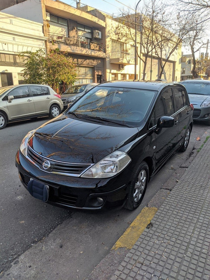 Nissan Tiida Acenta, Año 2010, Cubiertas Nuevas, Nuevo!