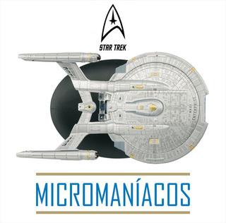 Enterprise Nx-01 Star Trek Eaglemoss - Frete Grátis