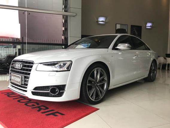 Audi S8 4.0 V8 Tfsi Quattro 2017
