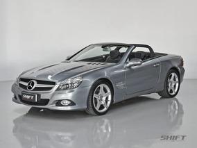 Mercedes-benz Sl 350 3.5 V-6 2p 2011