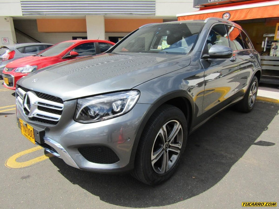 Mercedes Benz Clase Glc Glc 250 4 Matic 2.0 At