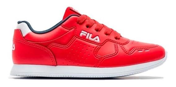 Fila Zapatillas Nene Baby Classic 92 Rojo