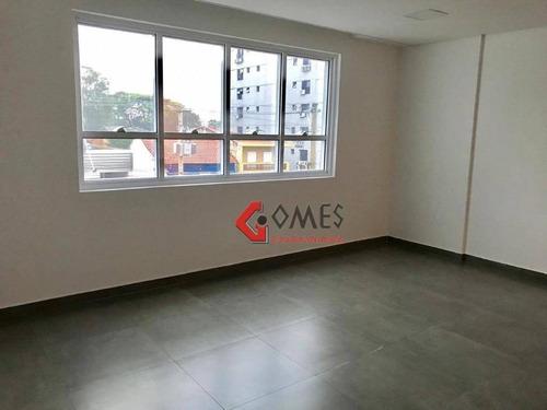 Imagem 1 de 11 de Sala Comercial Para Locação, Baeta Neves, São Bernardo Do Campo. - Sa0291