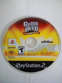 Guitar Hero World Tour, Ps 2
