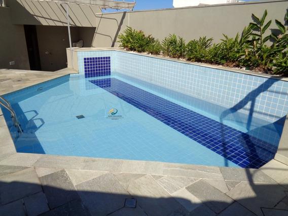 Apartamento Para Alugar No Bairro Enseada Em Guarujá - Sp. - En259-3