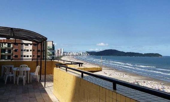 Apartamento Com Vista Para O Mar, Piscina, Churrasqueira
