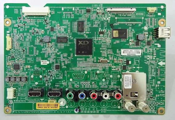Placa Principal Tv Lg 42lm3400 Eax6443506(1.2)