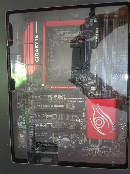 Placa Mãe Gigabyte Ga Z97x Gaming G1 Wifi-bk + I5 4440