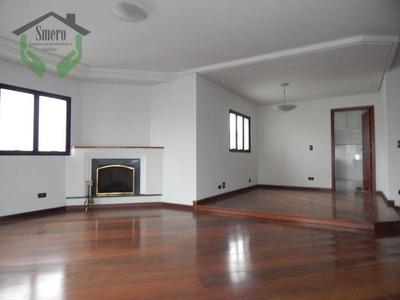 Cobertura Com 3 Dormitórios À Venda, 300 M² Por R$ 1.550.000 - Alto Da Lapa - São Paulo/sp - Co0181