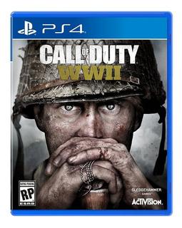 Ps4 Juego Call Of Duty: World War 2 Para Playstation 4
