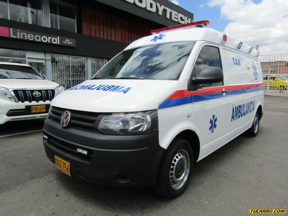 Ambulancias Otros Volkswagen Transporter T5 Fe
