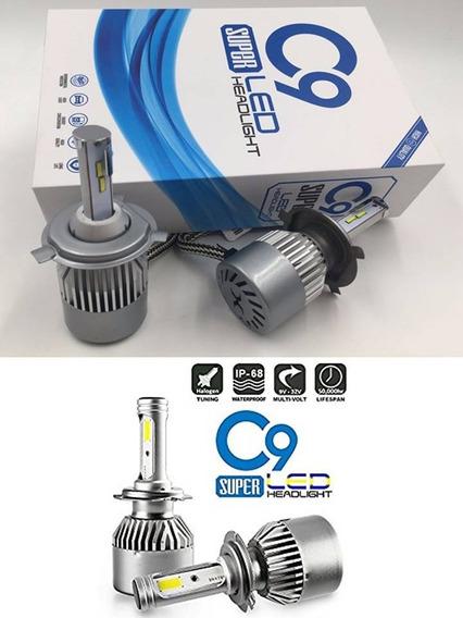 Kit Cree Led H7 Con Cooler