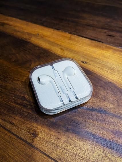 Fone De Ouvido Original Apple Earpods P2 3,5mm