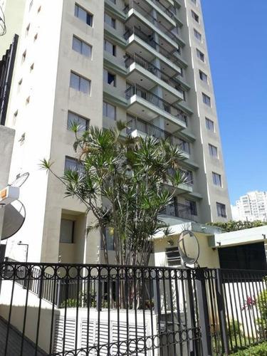 Apartamento Com 3 Dormitórios À Venda, 79 M² Por R$ 409.990 - Anália Franco - São Paulo/sp - 10543