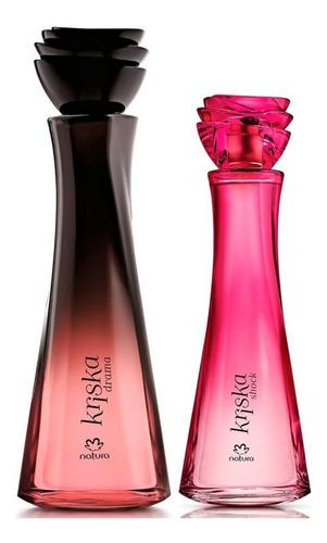 Perfume Kriska Drama + Kriska Shock Nat - mL a $475