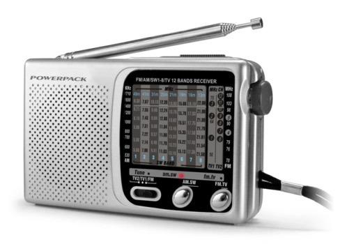 Radio Powerpack Cxtv_9128-s