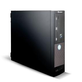 Computador Itautec Phenom X2 4gb Ddr3 Hdmi Wi-fi Fonte Real