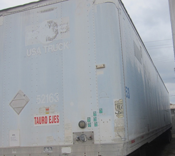 Caja Seca 53 Pies Trailmobile 2002