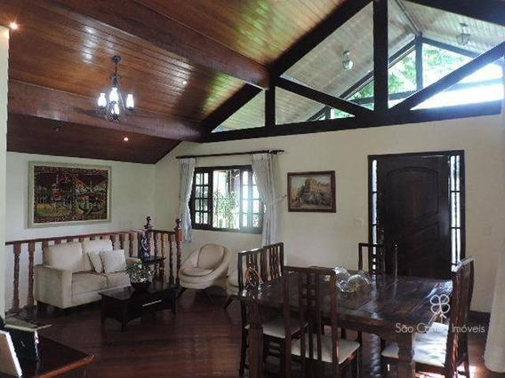 Casa Com 4 Dormitórios Para Alugar, 280 M² Por R$ 5.500/mês - Granja Viana - Cotia/sp - Ca1519
