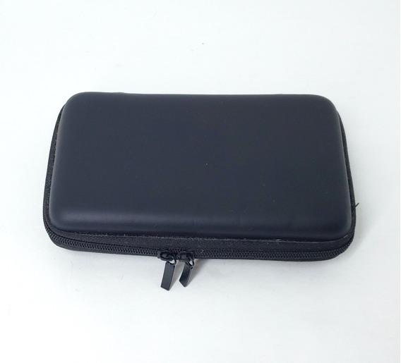 Capa Case Estojo Hard Protetora Nintendo Ds (semi-nova)