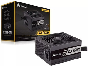 Fonte Corsair 850w Cxm 80plus Bronze Semi-mod Cp-9020099-ww