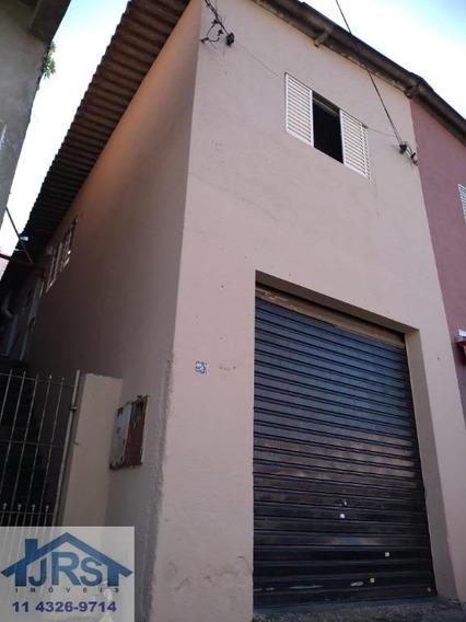 Sobrado Com 1 Dormitório À Venda, 72 M² Por R$ 265.000 - Vila Engenho Novo - Barueri/sp - So0872