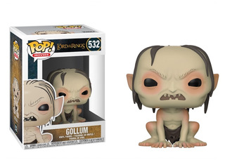 Funko Pop Gollum #532 Lord Of The Rings Jugueterialeon