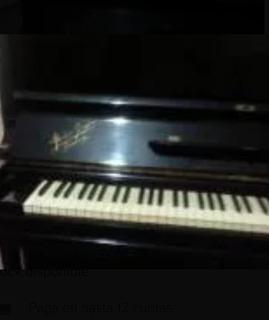 Piano Vertical Alemán Gustav Breyer Hamburgo