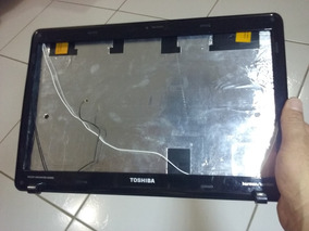 Carcaça Tela Toshiba Satellite M645 S4045, Original Ok