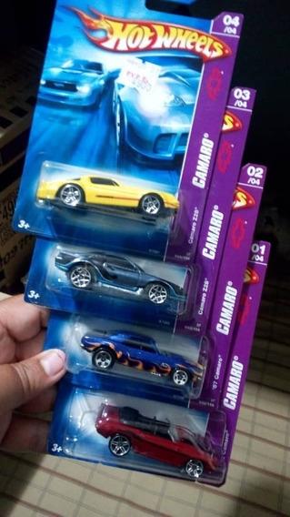 Hotwheels Nuevos En Su Blister, Muscle Cars