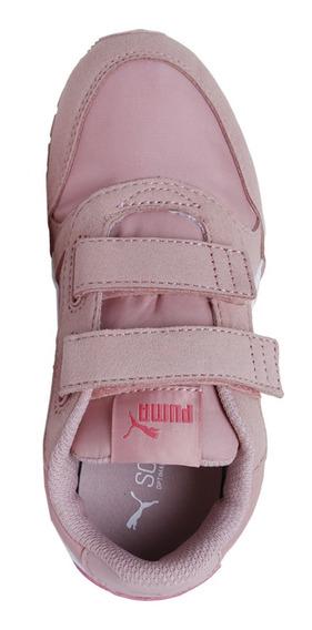 Zapatillas Puma Moda St Runner V2 Nl V Ps Adp Niña Rv/bl
