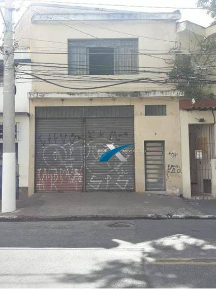 Galpão À Venda, 300 M² Por R$ 690.000 - Aclimação - São Paulo/sp - Ga0056