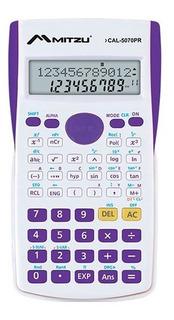 Calculadora Cientifica Escolar 229 Funciones 10 Digitos