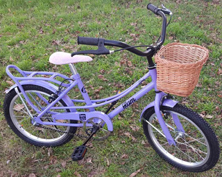 Bicicleta Nena Rondinella Rodado 16 Ram