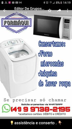 Concerto Em Máquina De Lavar Roupas