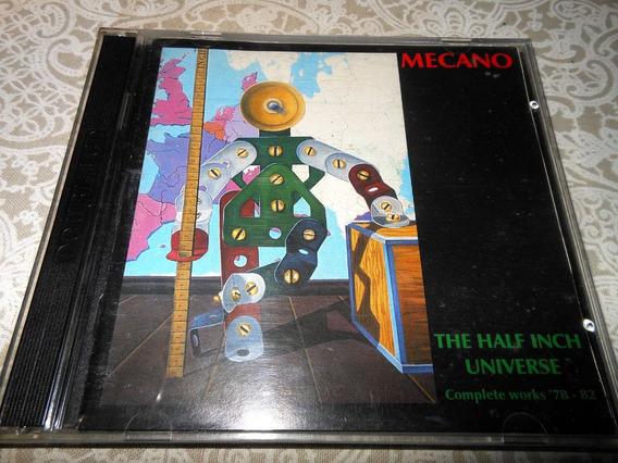 Mecano The Half Inch Universe - Import - Cd Duplo Raríssimo!