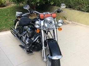 Moto Harley Deivdson