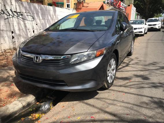 Honda Civic Lx Inicial 180,000