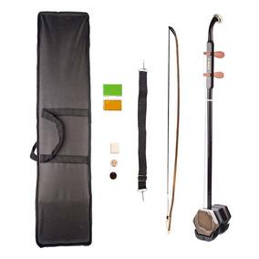 Requintado Madeira Sólido Erhu Chinês Tradicional Instrument