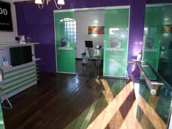 Ótima Casa Comercial Bairro Ouro Preto ! - 3487