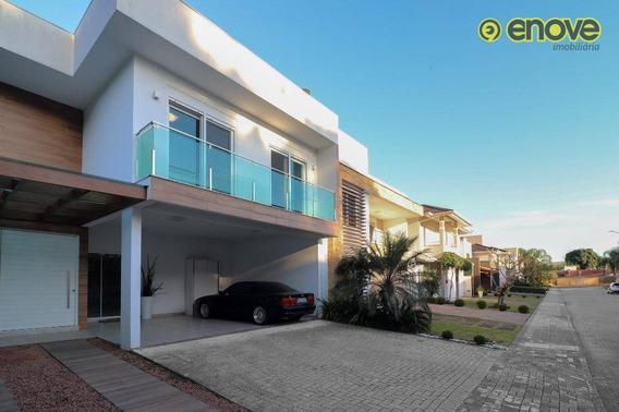 Casa No Condomínio Quinta Da Nogueira - Novo Hamburgo/rs - Ca0837
