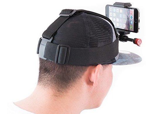 Pov Head Mounted Camera Strap Para Su iPhone Samsung Galaxy