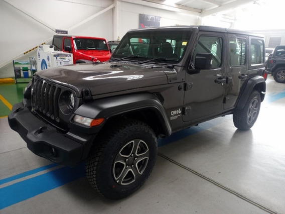 Jeep Wrangler Unlimited Sport At 3.6