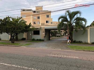 Cobertura Com 2 Dormitórios À Venda Por R$ 380.000 - Ahú - Curitiba/pr - Co0065