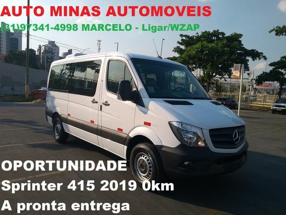 Sprinter 415 2019 0km Pronta Entrega , Consulte