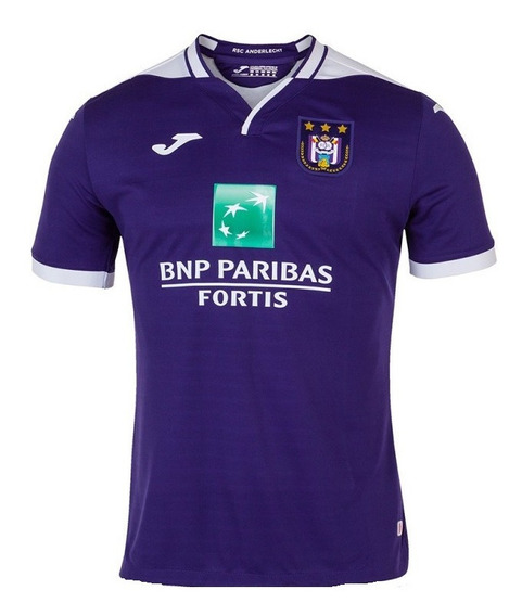 Camiseta Del R. S. C. Anderlecht (titular 2019/2020) X L