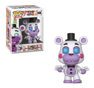 Funko Pop #366 Helpy De Five Nights At Freddy